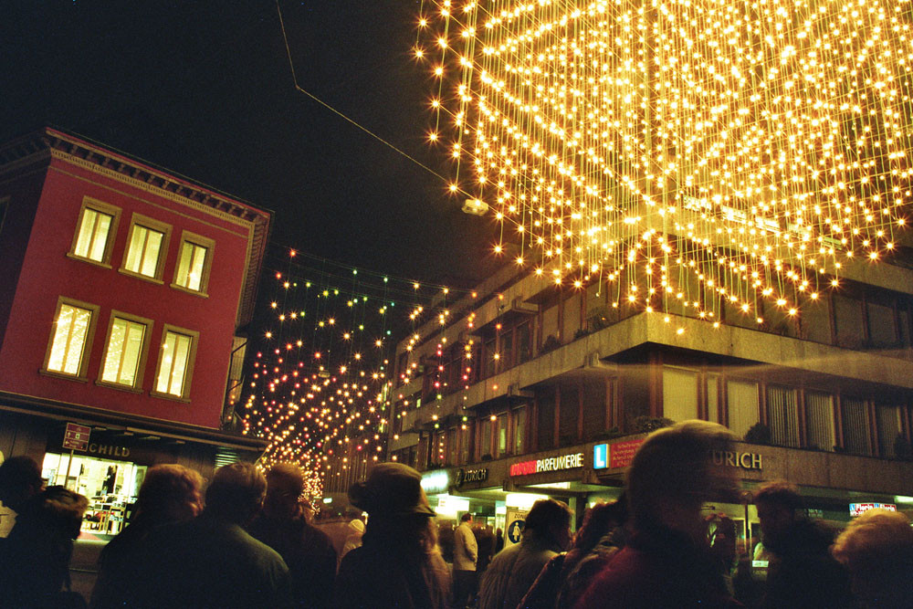 Lights For Christmas Village