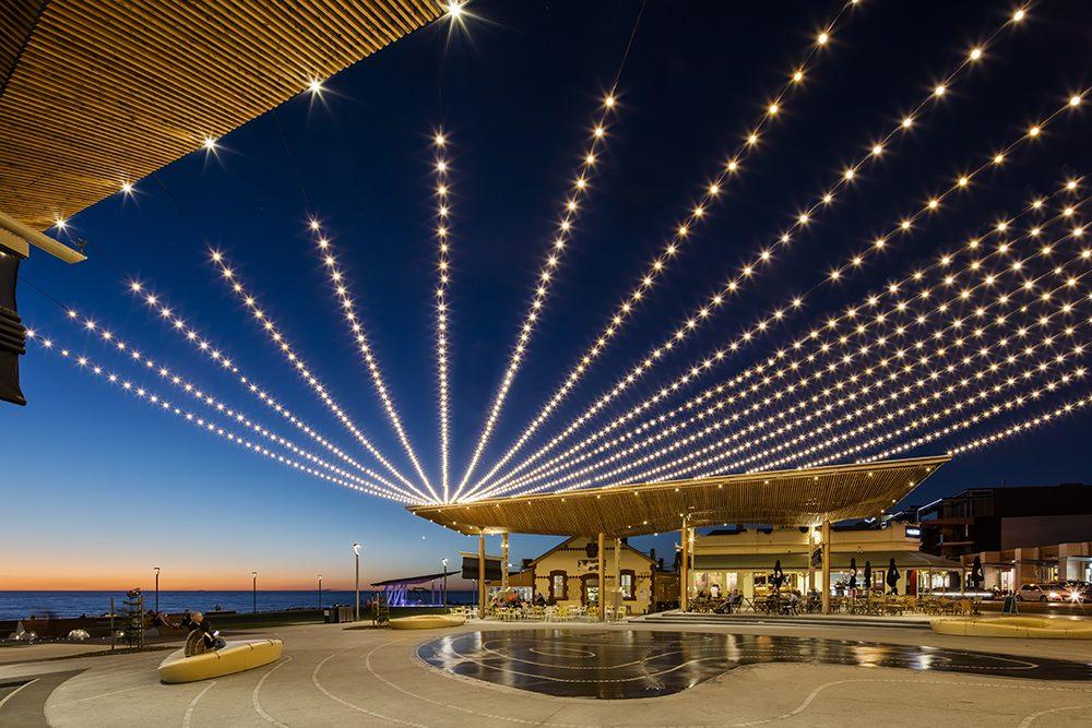 Catenary Lighting Australia Tensile Design Construct