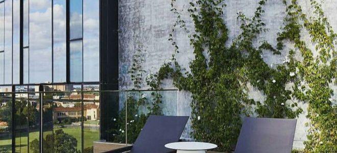 The practicalities of installation – Green Facades / Tensile Design & Construct