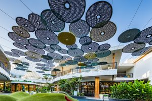 When Tensile Cabling Meets Art with Innovative Rigging / Tensile Design & Construct