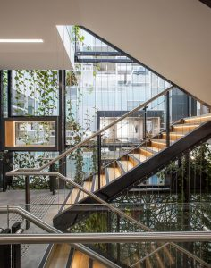 Design Inspiration for Green Walls and Facades / Tensile Design & Construct