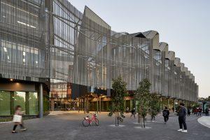 Tensile Partners on Award-Winning Green Building Designs / Tensile Design & Construct