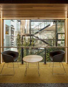 How Indoor Green Walls Bring Nature into Urban Environments / Tensile Design & Construct