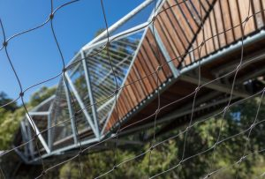 Improving Safety with Webnet Mesh in Child Care Centres / Tensile Design & Construct