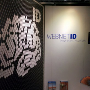 Putting Your Stamp on a Facade with Webnet ID Plates / Tensile Design & Construct