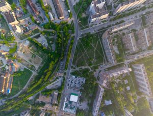 The Role of Green Infrastructure in Climate Change / Tensile Design & Construct