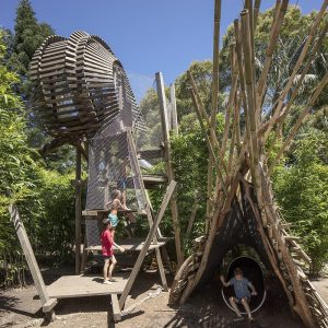 Playgrounds to Cliff Tops: The Versatility of Webnet Mesh / Tensile Design & Construct