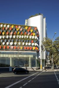 Floating Facades: Adding a Unique Element to Your Project / Tensile Design & Construct