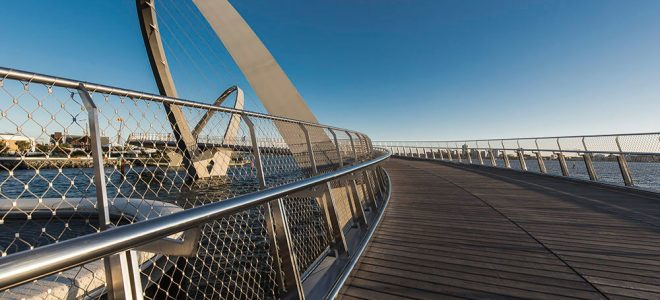 Why Stainless Steel Wire Mesh is Great for Harsh Climates / Tensile Design & Construct