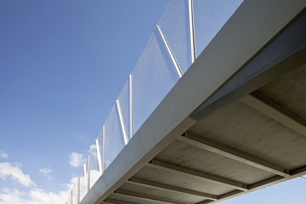 Webnet Mesh Barriers for Security and Protection / Tensile Design & Construct