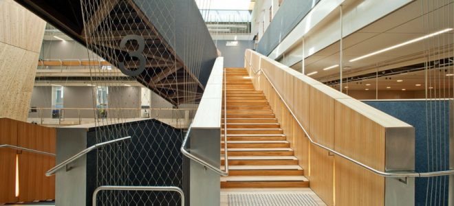 Material Considerations for Commercial Balustrades / Tensile Design & Construct