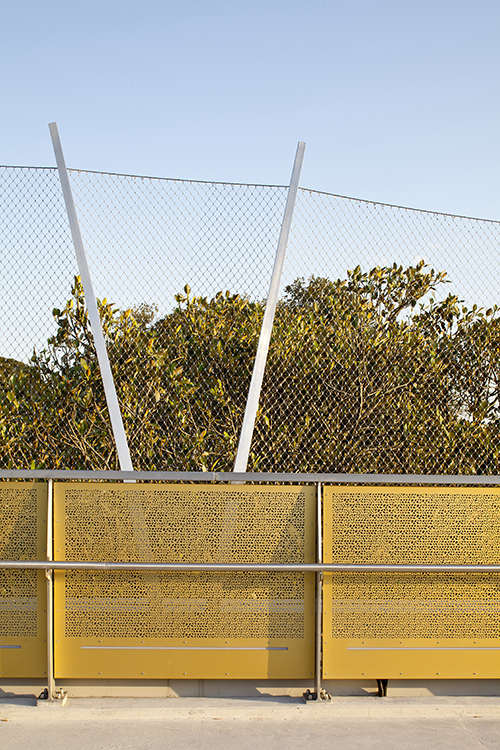 The Advantages of Webnet Barriers for Facilities Management / Tensile Design & Construct