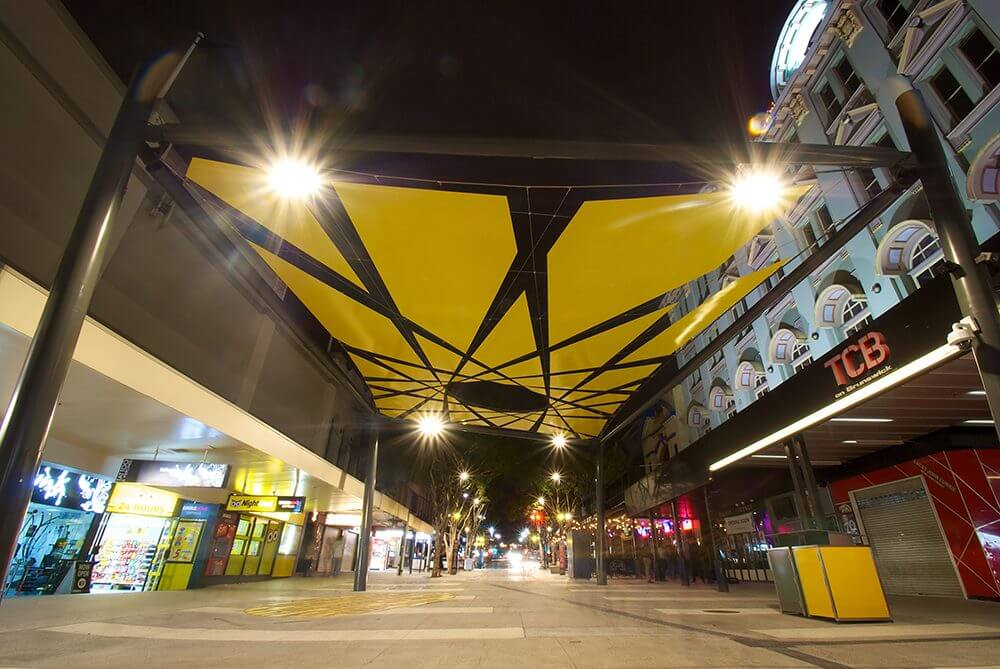 Project Considerations for Tensile Architecture Installations / Tensile Design & Construct
