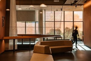 Transparent Safety Barriers: Enhance Design, Ensure Safety / Tensile Design & Construct