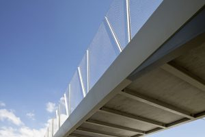 Bridge Safety Screens: Complying with the Regulations / Tensile Design & Construct