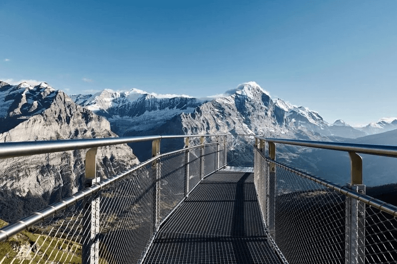 Security and Protection Barriers Using Jakob Webnet / Tensile Design & Construct