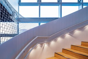7 Applications for Tensile Stainless Steel Barriers / Tensile Design & Construct