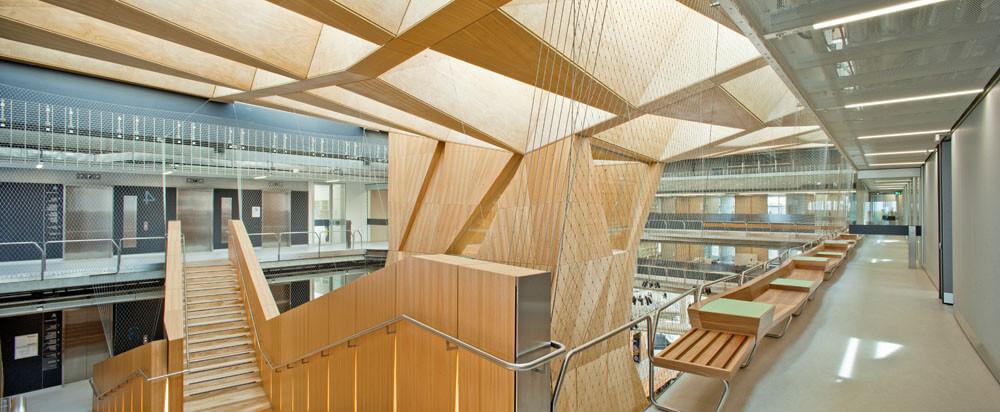 Atrium Design: Creating a Sense of Space, Light and Beauty / Tensile Design & Construct