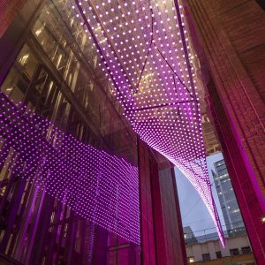 3 Considerations for Installing Catenary Lighting / Tensile Design & Construct